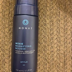Monat Moxie Magnifying Mousse Brand New